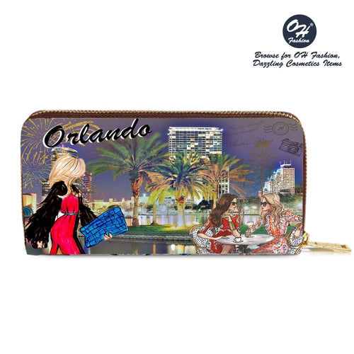OH Fashion Wallet Glorious Orlando - superfashionwholesaler