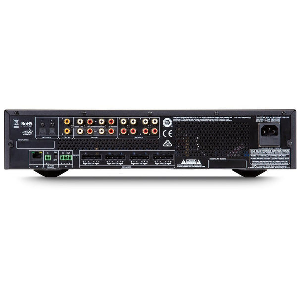 CI8-150 Power Amp