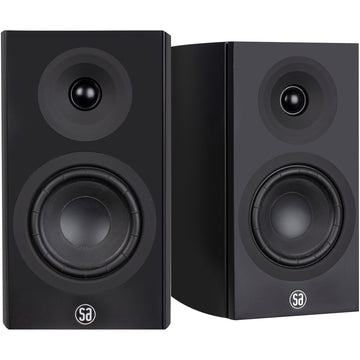 Legend 5.2 Silverback Bookshelf (Pair)