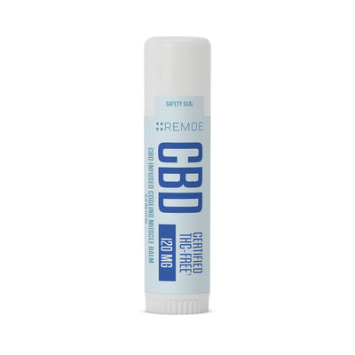 CBD Cooling Balm Jumbo Tube (120 mg) (0.60 oz)