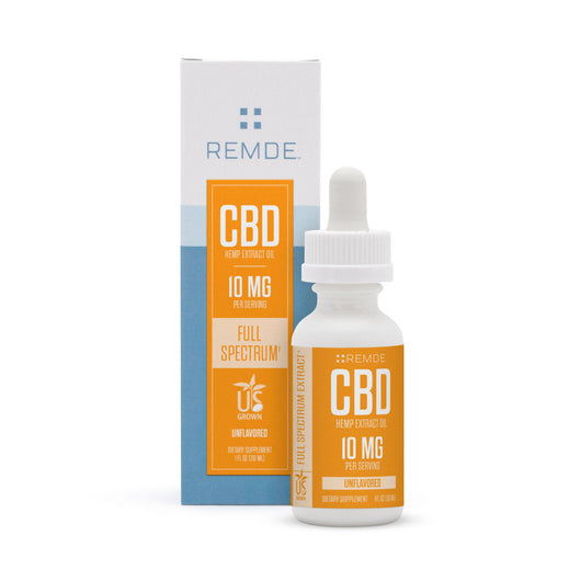 NEW - 10 MG Full Spectrum Hemp Oil Extract