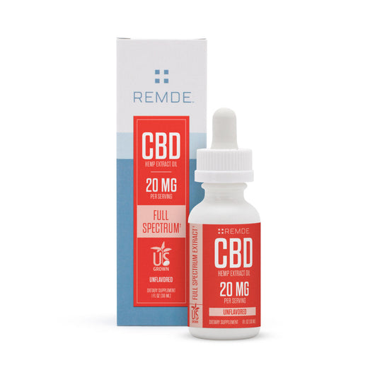 Full Spectrum 20MG Per Serving CBD Oil