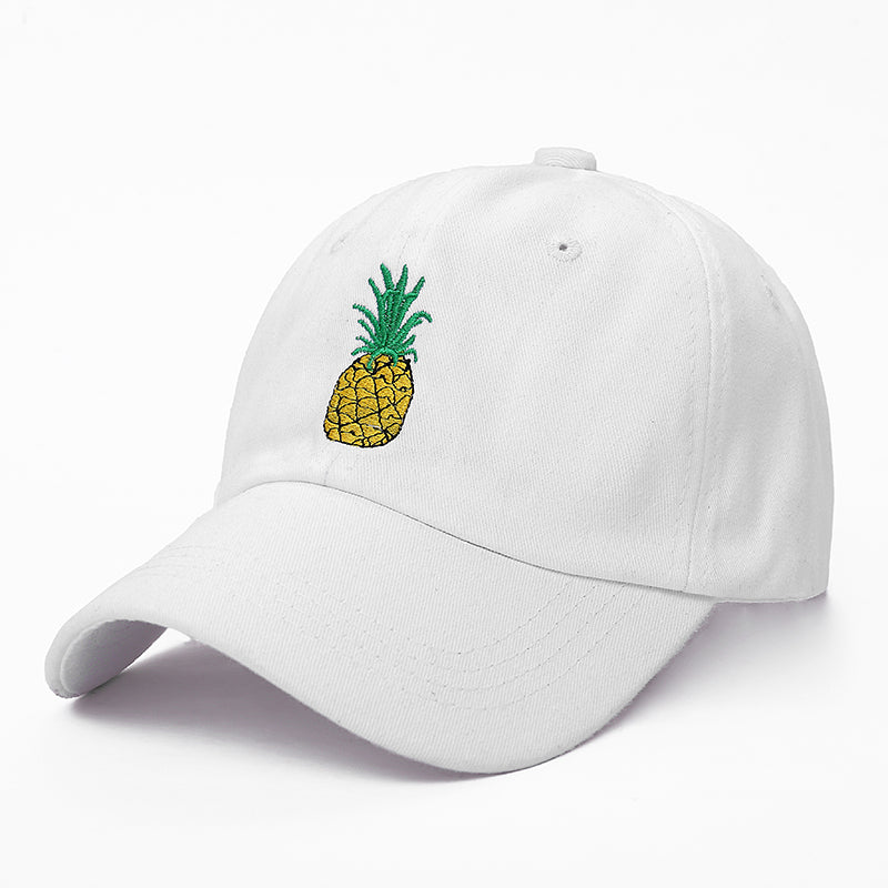 The White Pineapple Hat - Hat | Club Xavier