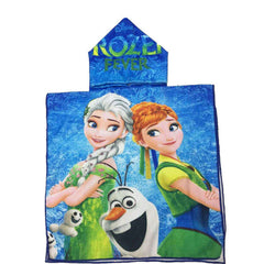 Hooded kids beach Towel -  | Club Xavier