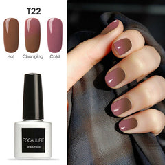 FOCALLURE  Temperature Change Color Nail Gel - Beauty | Club Xavier