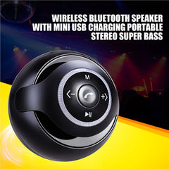 Super Bass Wireless Bluetooth Speaker -  | Club Xavier