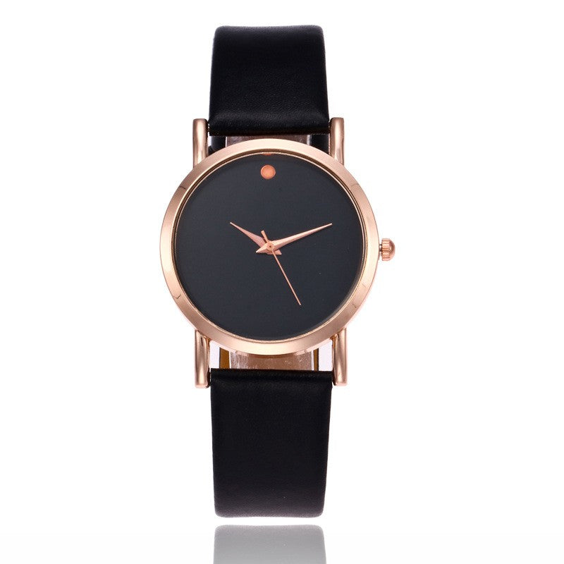 Classic Black Signature Watch - Accessories | Club Xavier
