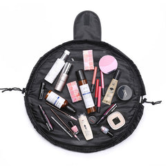 Portable Drawstring Makeup Organizer Pouch - Bag | Club Xavier