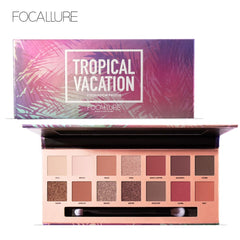 FOCALLURE 14 Colors Eyeshadow Palette -  | Club Xavier