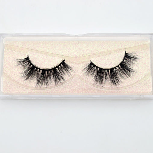 Faux Mink Classic Lashes E09 -  | Club Xavier