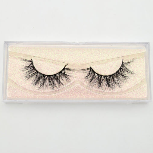 Ashley Faux Mink Classic Lashes E12 -  | Club Xavier