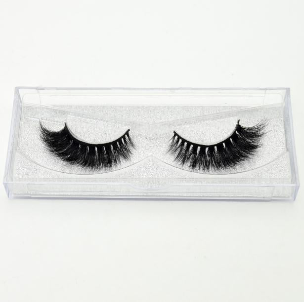 Edgy Faux Mink Premium Lashes D111 -  | Club Xavier