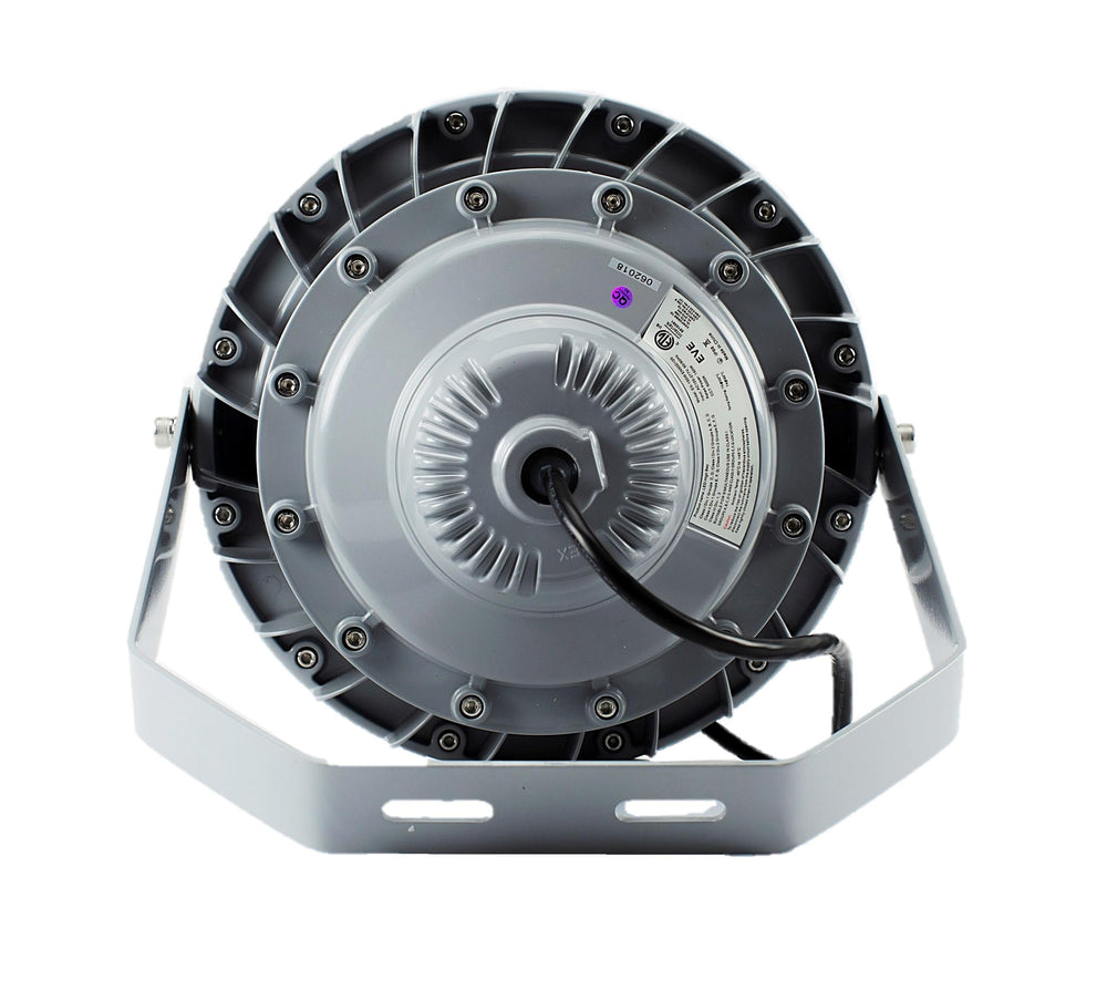LED Explosion Proof Circular UFO High Bay Light 100W 5000K E Series