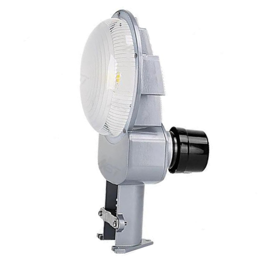 LED Dusk to Dawn Barn Light 45W 5000K Silver with Photocell