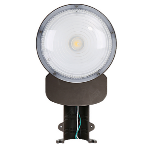 LED Dusk to Dawn Barn Light 70W 5000K Bronze with Photocell