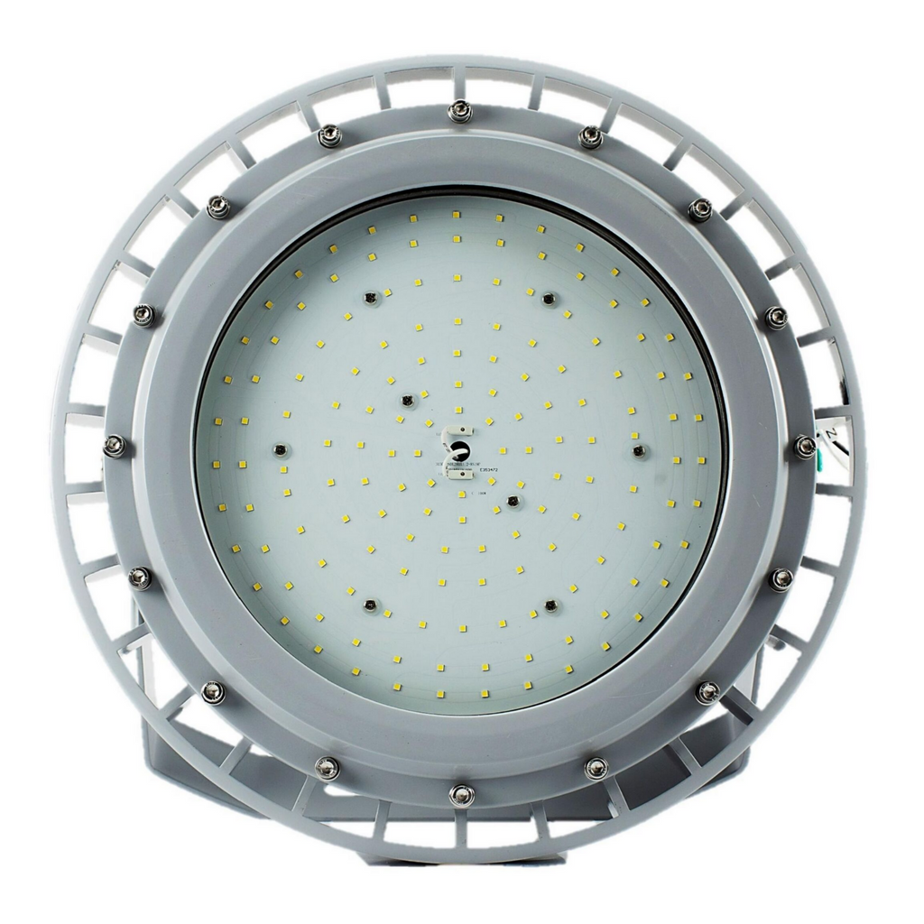 LED Explosion Proof Circular UFO High Bay Light 100W 5000K C Series