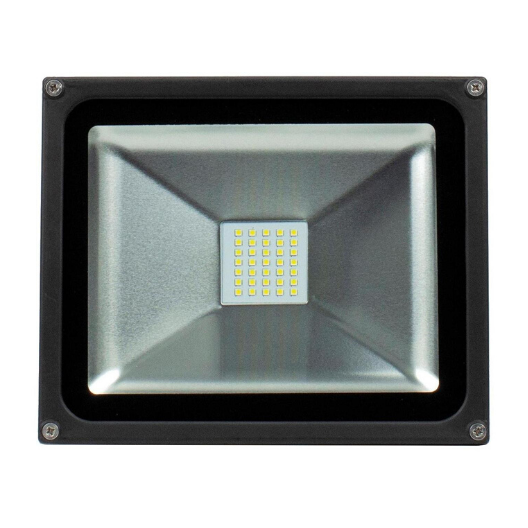 LED Flood Light 30W 5700K with Trunnion Mount