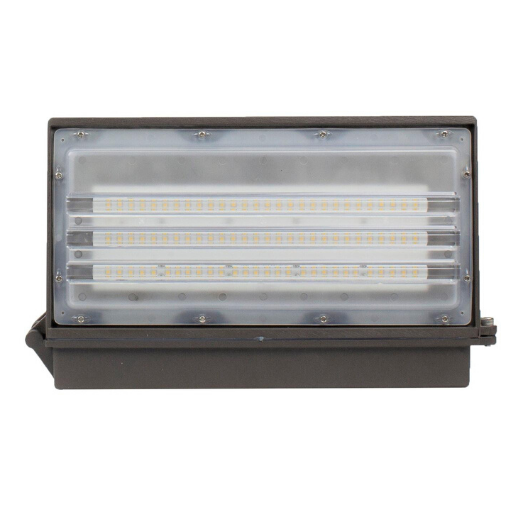LED Full Cut-Off Wall Pack Light 70W 5000K