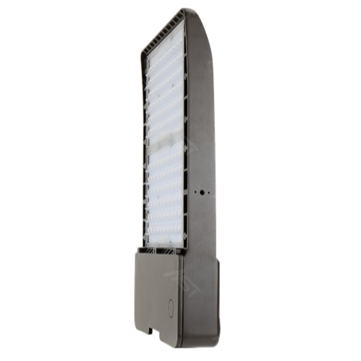LED Shoebox Area Light 250W 4000K T3 Bronze with Shorting Cap