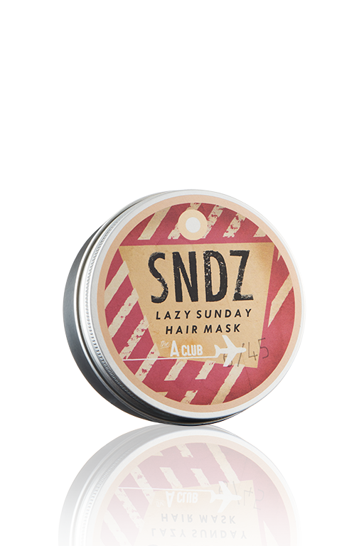 LAZY SUNDAY HAIR MASK - SNDZ