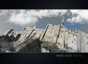 Carbone, photos du Mont - Assortiment de 6 cartes postales