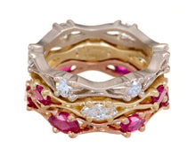 Load image into Gallery viewer, Elizabeth Stacking Rings