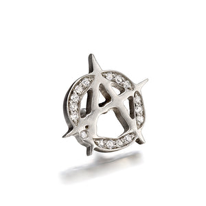 Anarchy Stud Single Earring