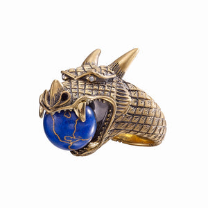 Empress Wu Dragon Ring