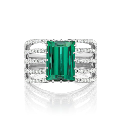 Laura Tourmaline Ring