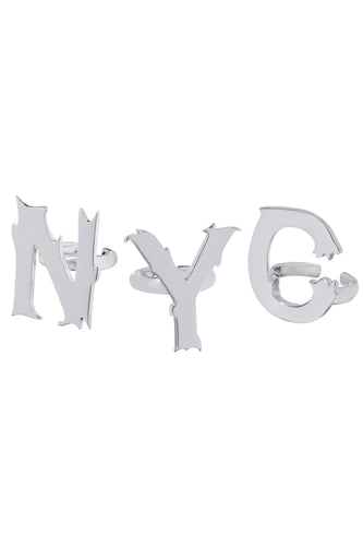 NYC Ring Set - Large