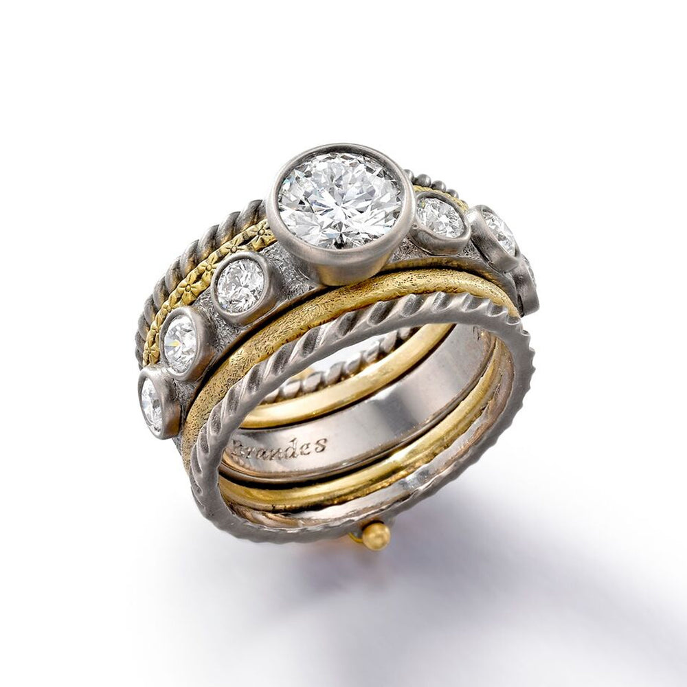 Susan Perma-Stacked Ring