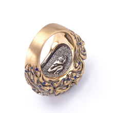 Load image into Gallery viewer, Maneater Ring: Whale and Jonah