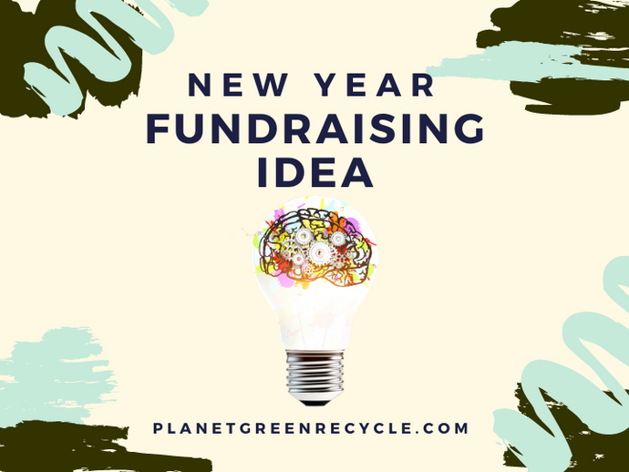New Year's Fundraising Idea to Help the Planet