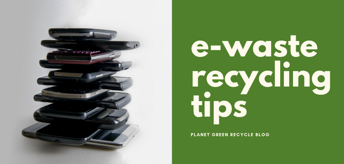 7 Easy Tips for Recycling E-Waste