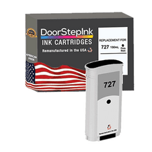 Load image into Gallery viewer, DoorStepInk Remanufactured in the USA Ink Cartridge for HP 727 130mL Photo Black
