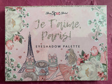 Load image into Gallery viewer, New Je Taime Paris! Eyeshadow Palette 2.0