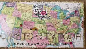 City to City eyeshadow palette