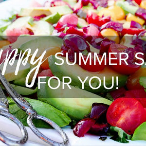HAPPY SUMMER SALAD Recipe