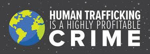 Human Trafficking Is a Crime