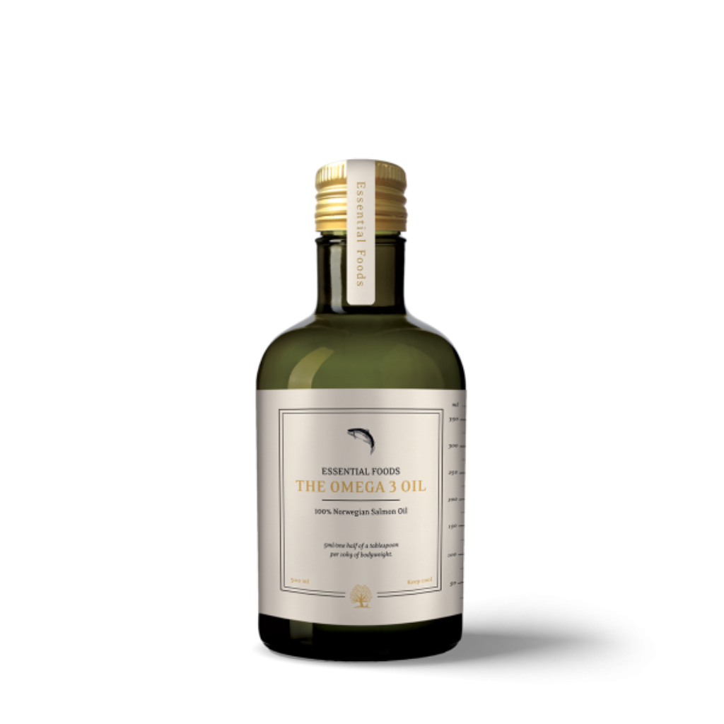 Essential The Omega 3 Oil - 500 ml.