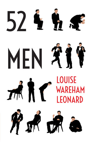 52 Men by Louise Wareham Leonard