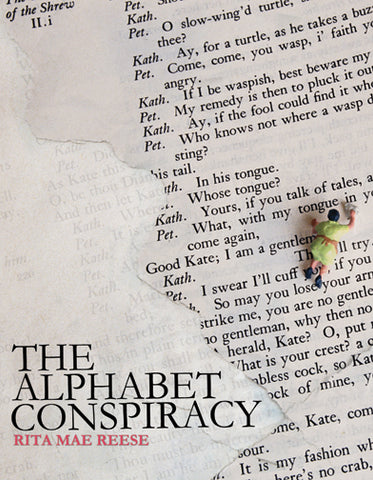 The Alphabet Conspiracy by Rita Mae Reese