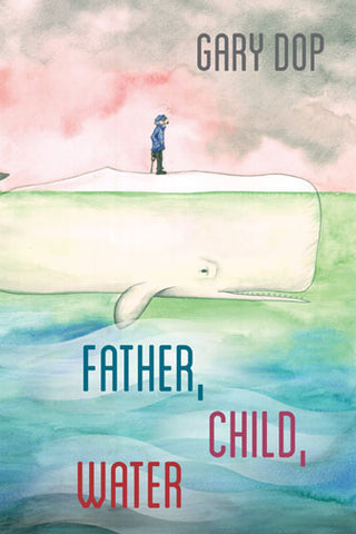 Father, Child, Water by Gary Dop