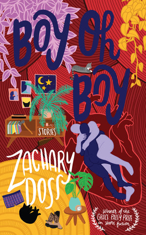 Boy Oh Boy by Zachary Doss
