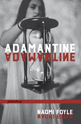 Adamantine book cover by Naomi Foyle
