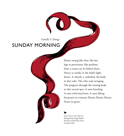 Sunday Morning broadside