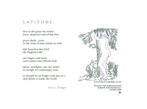 Latitude by Lisa Krueger