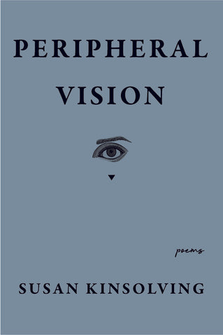 Peripheral Vision by Susan Kinsolving book cover