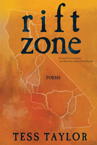 Rift Zone by Tess Taylor
