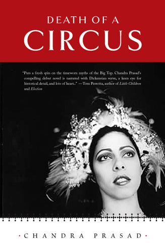Death of a Circus by Chandra Prasad